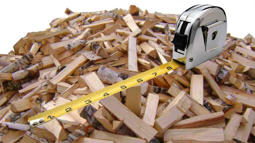 складометр дров, куб дров