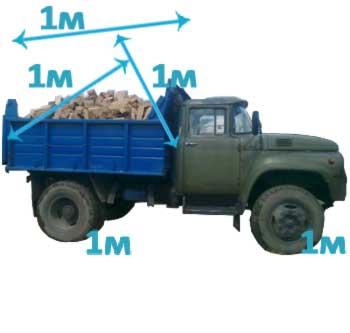Зил дров купить Киев