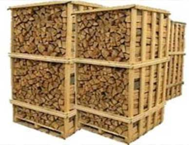 Купить дрова дубовые в ящиках
